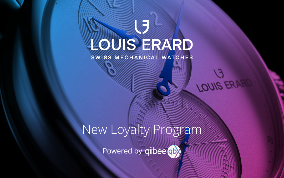 Louis Erard x qiibee Collab: Blockchain-powered loyalty program to revolutionize brand-consumer engagement in luxury