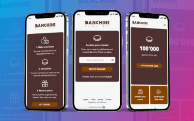 qiibee x Banchini- New Brand Roll-Out