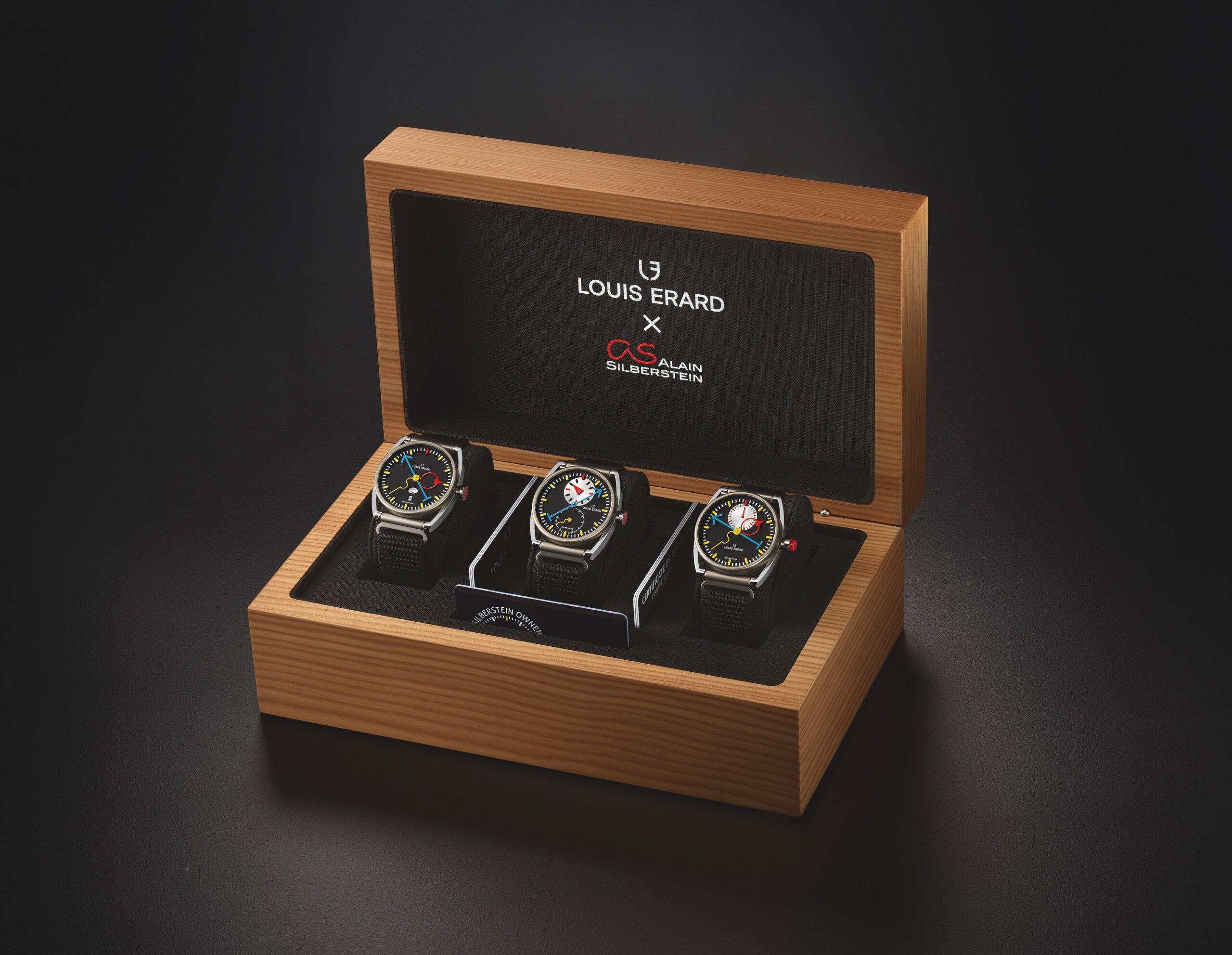 Le Triptyque Collection Box
