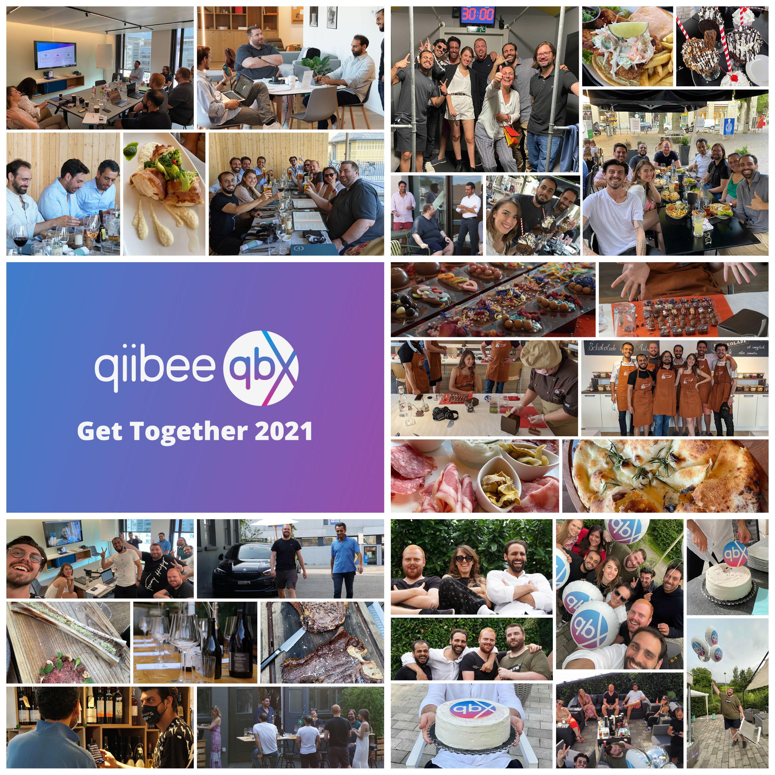 qiibee get together 2021